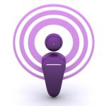 Podcasting Symbol